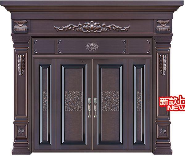 铜铝门厂家分享铜铝门产品六大优点